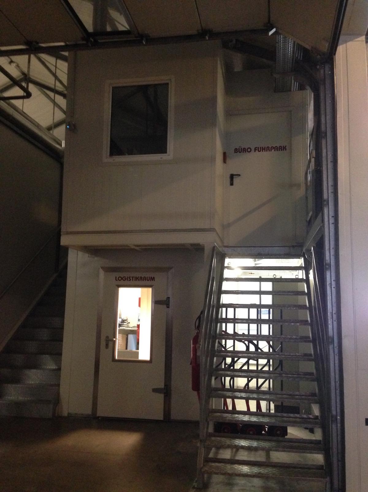 Treppen und Geländer