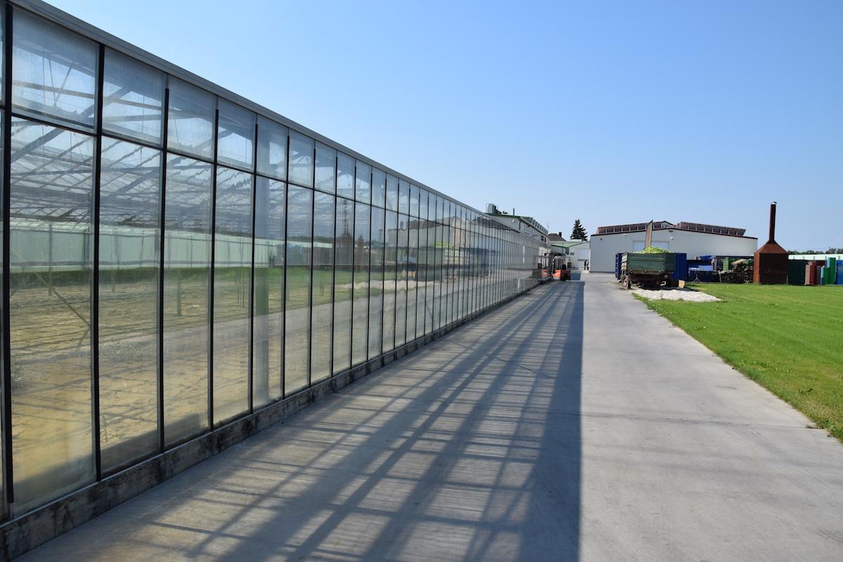 Glashäuser
